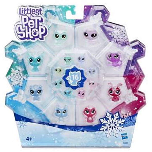 Littlest Pet Shop Buzul Koleksiyonu E5480