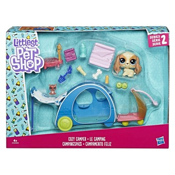 Hasbro Littlest Pet Shop Miniş Mini Oyun Seti E0393