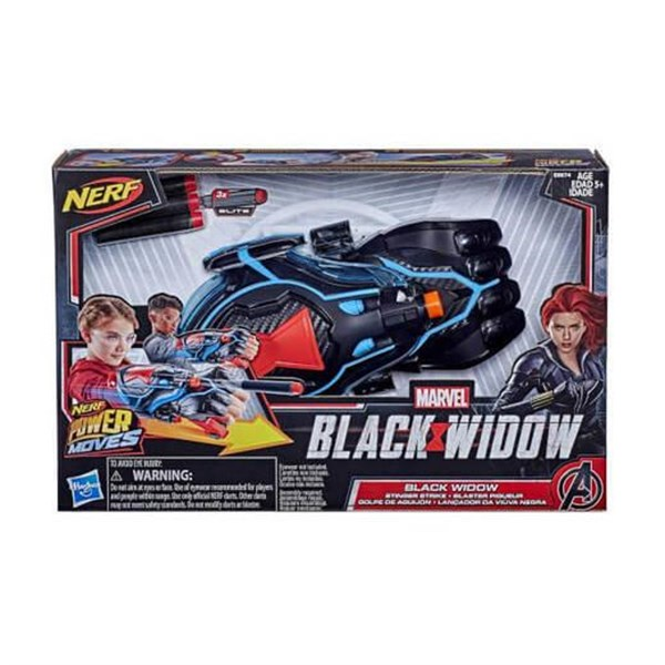 Hasbro Black Widow Power Moves Black Widow E8674