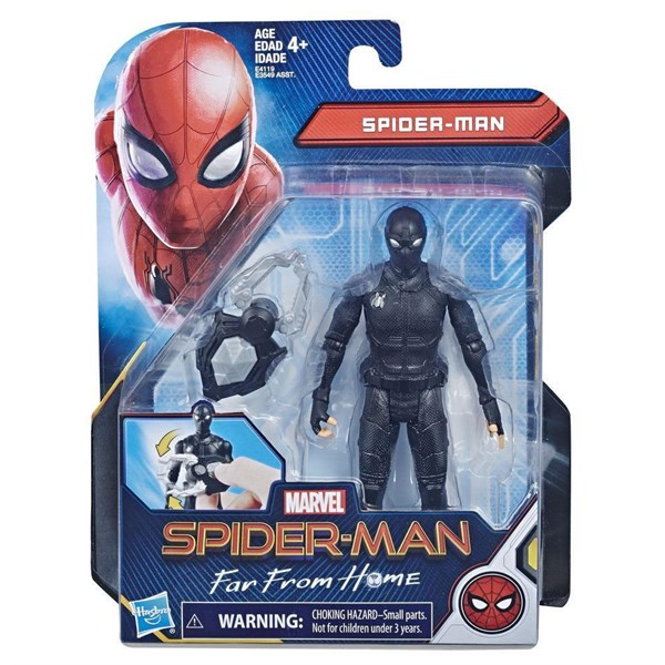 Hasbro From Home Film Figür 15 cm Spider Man Kanatli E4119