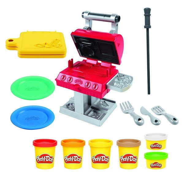 Hasbro Play-Doh Barbekü Partisi F0652