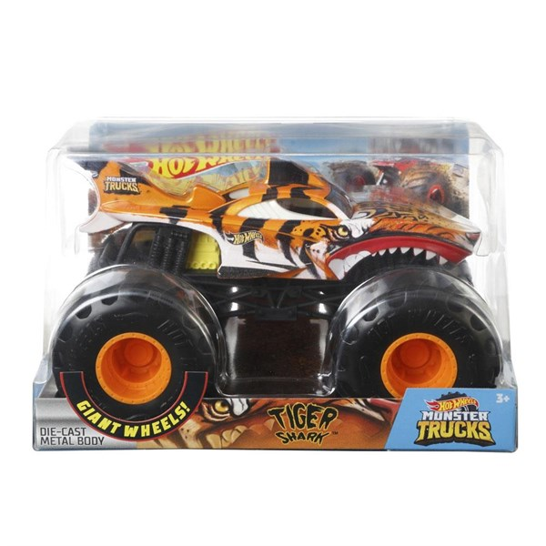 Hot Wheels Monster Trucks 1:24 Arabalar GCK21