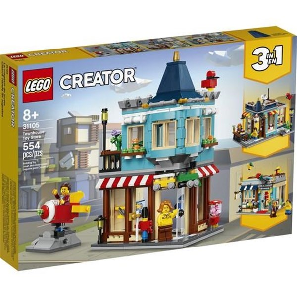 Lego Toy Store 31105