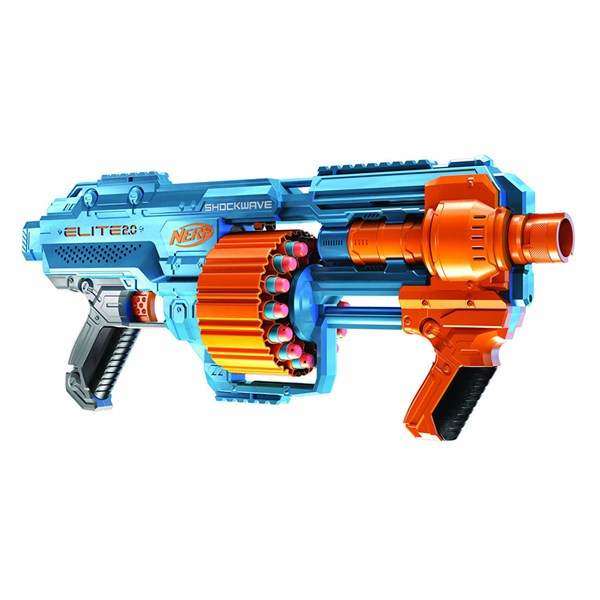 Hasbro Nerf Elite 2.0 Shockwave RD-15 E9527