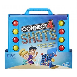 Hasbro Connect 4 Shots Kutu Oyunu E3578