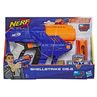Hasbro Nerf Elite Shellstrike Ds 6 E6170
