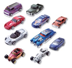 Mattel Hot Wheels Tekli Arabalar 5785