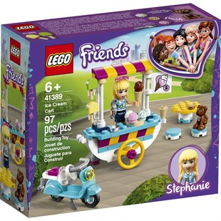 Lego Ice Cream Cart 41389