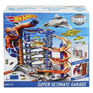 Hot Wheels Ultimate Garaj Dev Kule FML03