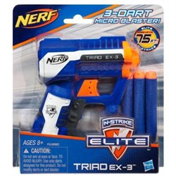 Hasbro Nerf N-Strike Elite Triad A1690