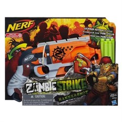 Nerf Zombie Hammer Shot A4325