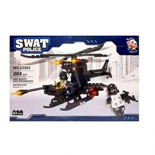 0131-23503 Ant Bricks 202 Parca Swat