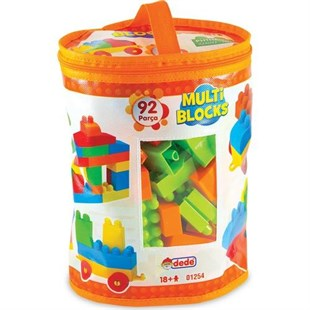 Dede Multi Blocks 92 Parca 01254