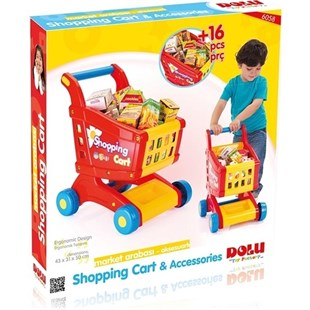 Fisher Price Market Arabası DOLUFP1806