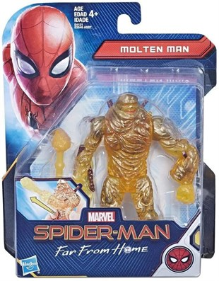 Hasbro From Home Film Figür 15 cm Molten Man Kanatli E4121