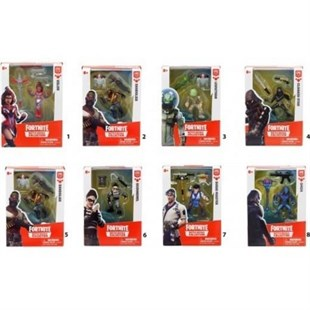 Frt26000 Fortnite Mini Tekli Figur W3-63526