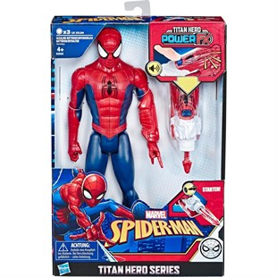 Hasbro Spider-Man Titan Hero Power FX Spider-Man Figur E3552