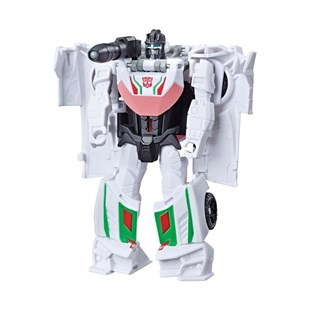 Hasbro Transformers Cyberverse Dönüşen Wheeljack Action Attackers E3522 - E3646
