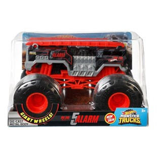 Hotwheels Monster Trucks 1:24 Alarm GJG74