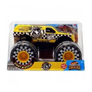 Hot Wheels Monster Trucks 1:24 Arabalar GJG77