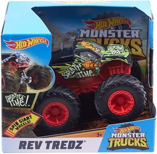 Hot Wheels Monster Trucks Çek Bırak Araba FYJ74