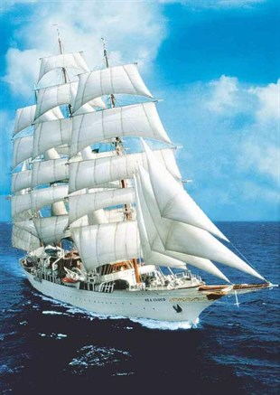 KS Games Puzzle Sea Cloud 1000 Parça
