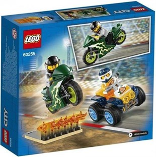 Lego City Stunt Team LSC60255