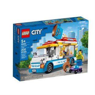 Lego Ice Cream Truck 60253