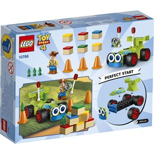 Lego Toy Story 4 Woody ve RC 10766