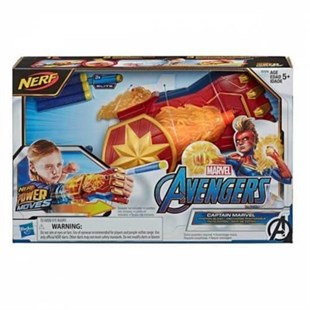 Hasbro Marvel Avengers Power Moves Captaın E7378