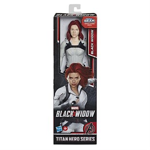 Marvel Black Widow Legends Series Black Window Figur E8736