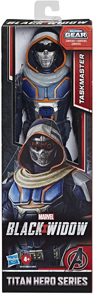 Marvel Black Widow Legends Series Taskmaster Figur E8737