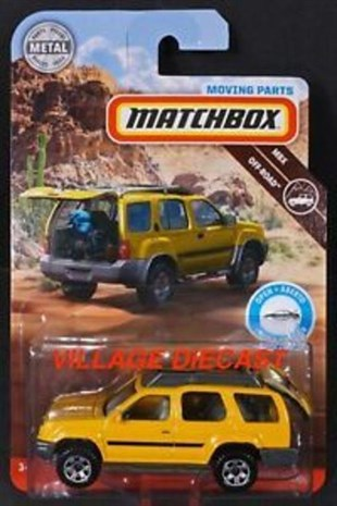 Mattel Matchbox Basic Car Plus FWD28