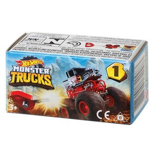 Mattel Hot Wheels  Monster Trucks Mini Arabalar Sürpriz Paket GPB72