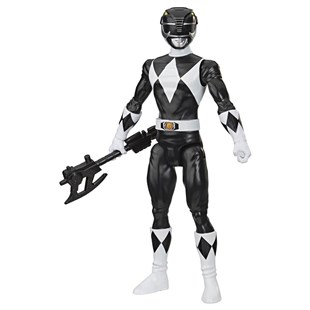 Power Rangers Beast Morphers Dev Figür Black Ranger E8666
