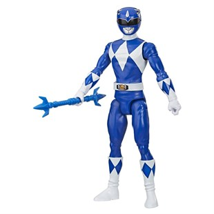 Power Rangers Beast Morphers Dev Figür Blue Ranger E8903