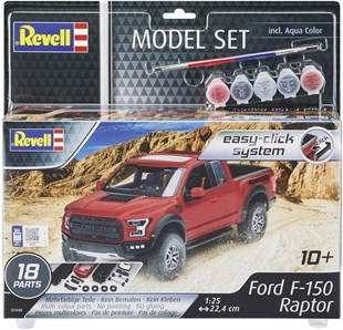 Revell Model Set Ford F-150 Raptor 07048