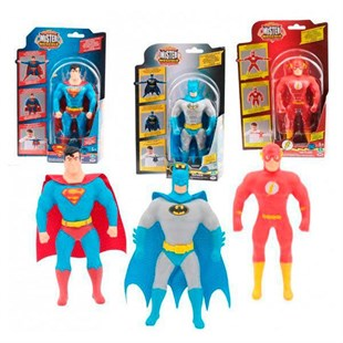 STRETCH BATMAN/SUPERMAN/FLASH 15 CM-06614