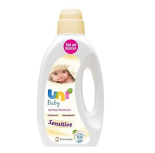 UNI BABY ÇAMAŞIR DET. SENSITIVE 1800ML(6)
